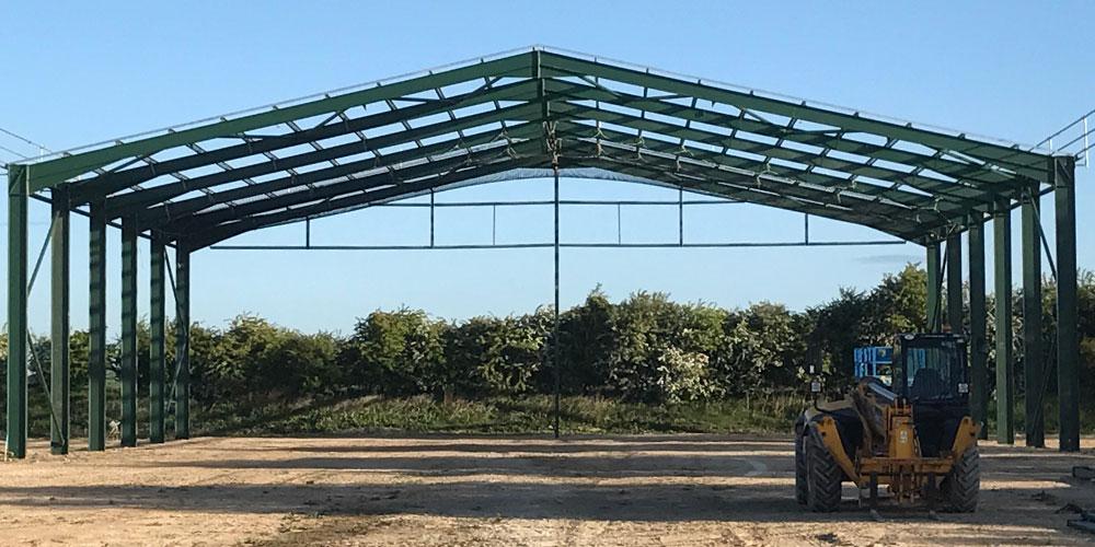 farm building construction